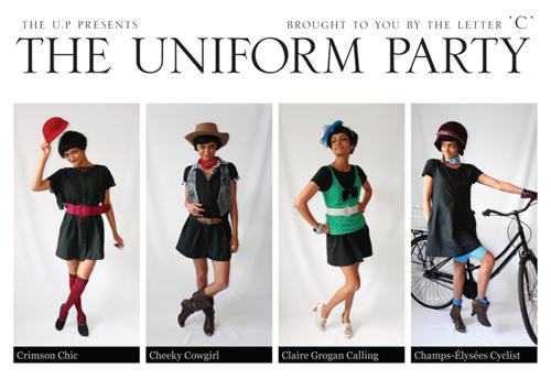 The Uniform Party