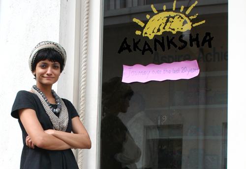 Outside_Akanksha