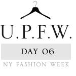 U.P.F.W Day 6: Bahar Shahpar