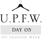 U.P.F.W Day 5: H Fredriksson