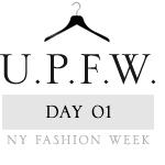 U.P.F.W Day 1 : STUDY NY
