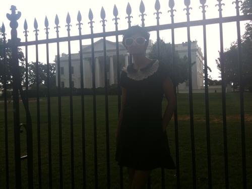 Whitehouse of horrors